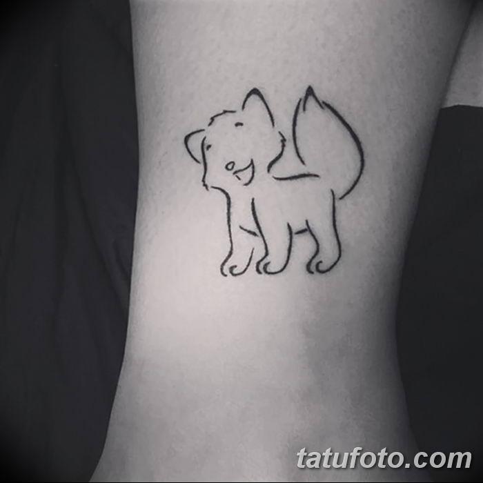 Фото черно-белые тату от 08.08.2018 №074 - black and white tattoos - tatufoto.com