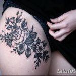 Фото черно-белые тату от 08.08.2018 №077 - black and white tattoos - tatufoto.com