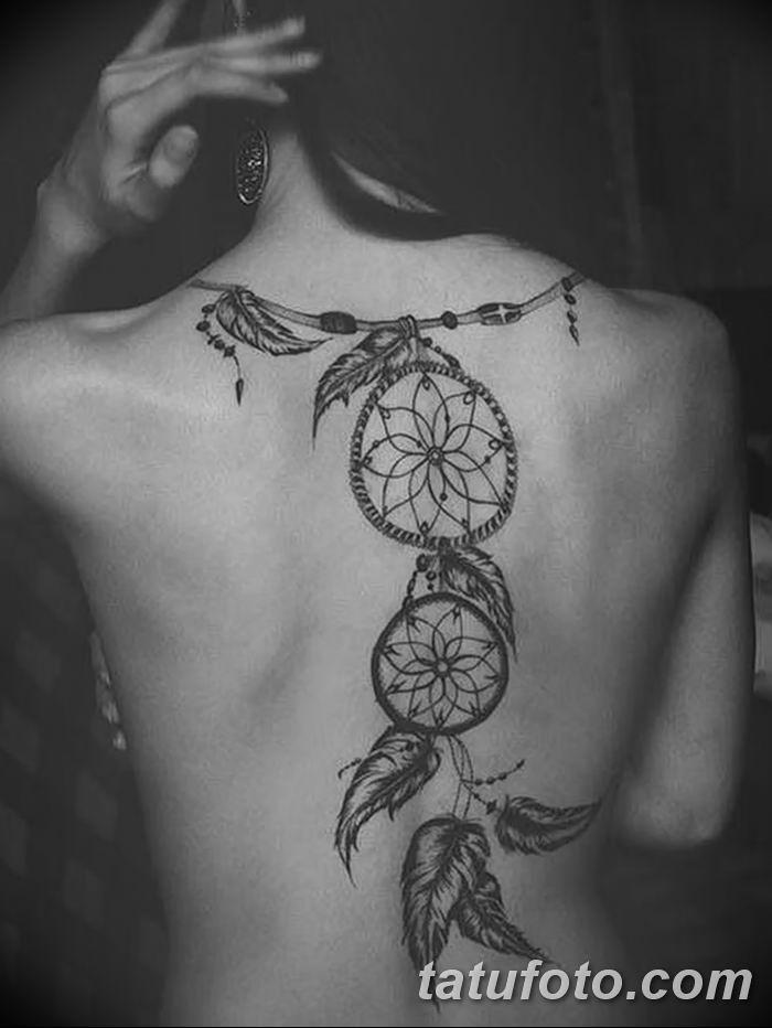 Фото черно-белые тату от 08.08.2018 №084 - black and white tattoos - tatufoto.com