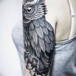 Фото черно-белые тату от 08.08.2018 №104 - black and white tattoos - tatufoto.com
