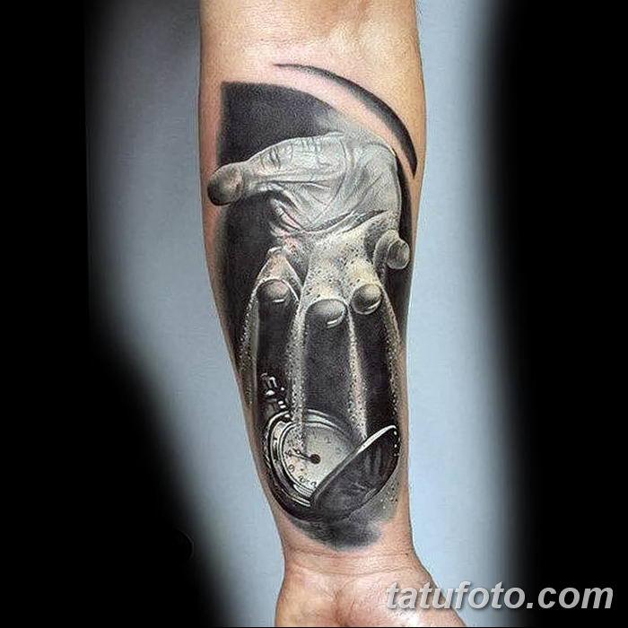 Фото черно-белые тату от 08.08.2018 №112 - black and white tattoos - tatufoto.com