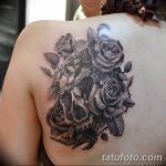 Фото черно-белые тату от 08.08.2018 №113 - black and white tattoos - tatufoto.com