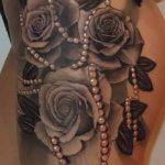 Фото черно-белые тату от 08.08.2018 №116 - black and white tattoos - tatufoto.com