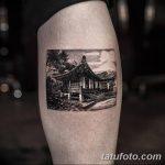 Фото черно-белые тату от 08.08.2018 №122 - black and white tattoos - tatufoto.com