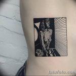 Фото черно-белые тату от 08.08.2018 №125 - black and white tattoos - tatufoto.com