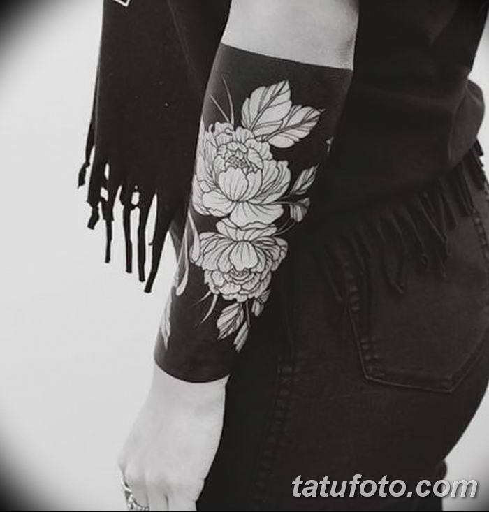 Фото черно-белые тату от 08.08.2018 №130 - black and white tattoos - tatufoto.com