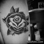 Фото черно-белые тату от 08.08.2018 №132 - black and white tattoos - tatufoto.com