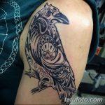 Фото черно-белые тату от 08.08.2018 №136 - black and white tattoos - tatufoto.com