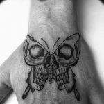 Фото черно-белые тату от 08.08.2018 №141 - black and white tattoos - tatufoto.com