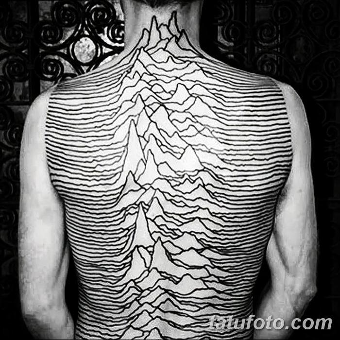Фото черно-белые тату от 08.08.2018 №160 - black and white tattoos - tatufoto.com