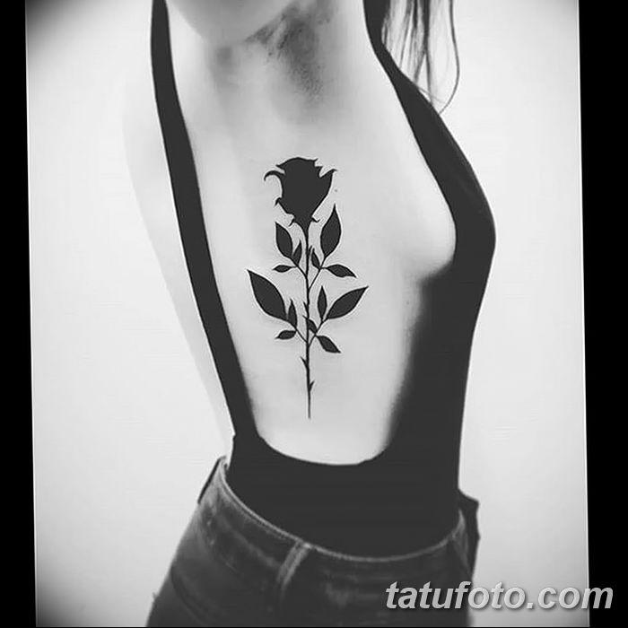 Фото черно-белые тату от 08.08.2018 №172 - black and white tattoos - tatufoto.com