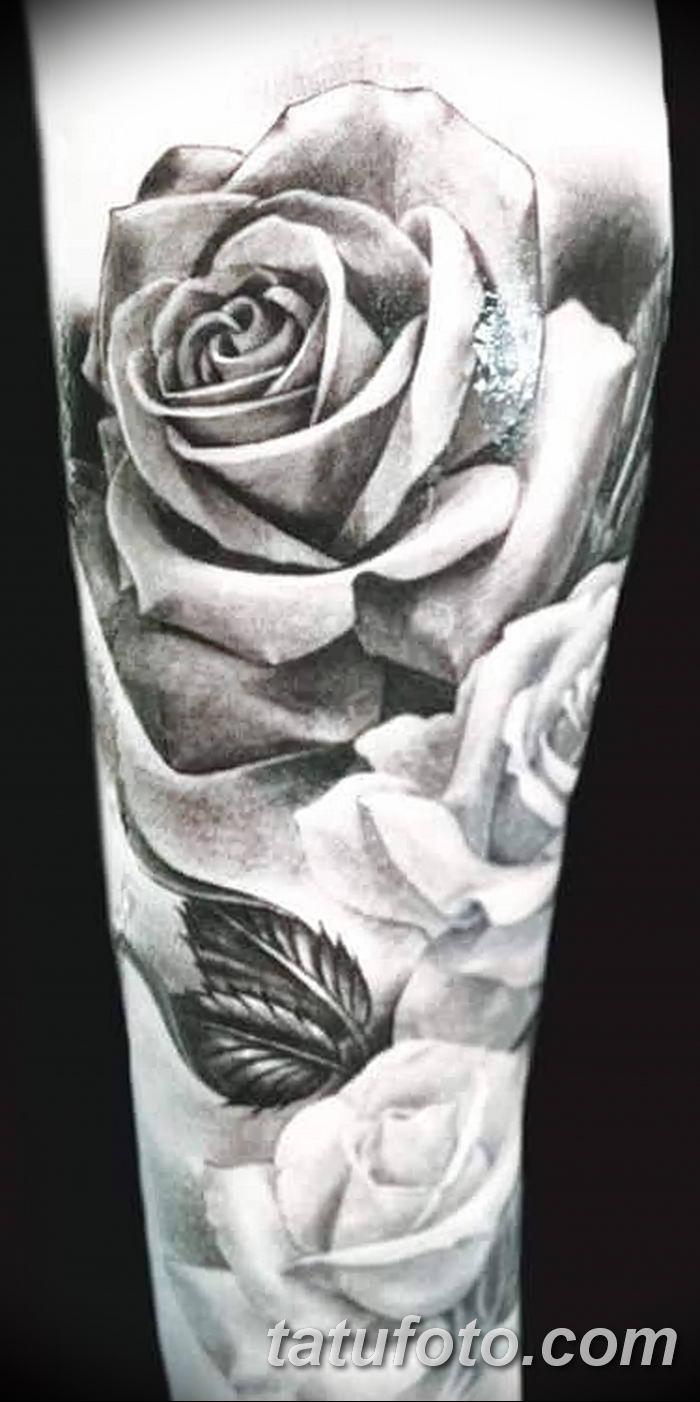 Фото черно-белые тату от 08.08.2018 №180 - black and white tattoos - tatufoto.com