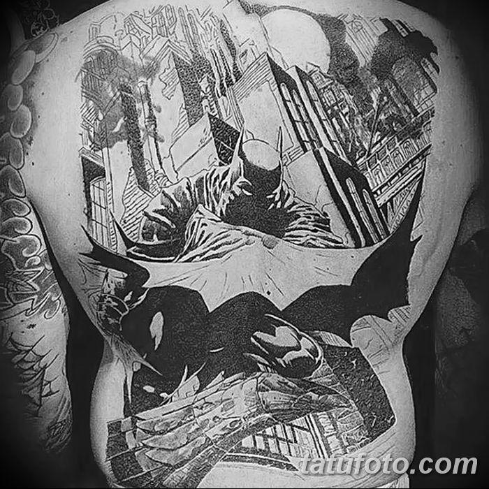 Фото черно-белые тату от 08.08.2018 №183 - black and white tattoos - tatufoto.com