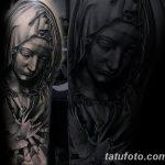Фото черно-белые тату от 08.08.2018 №186 - black and white tattoos - tatufoto.com