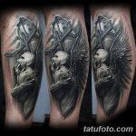 Фото черно-белые тату от 08.08.2018 №192 - black and white tattoos - tatufoto.com