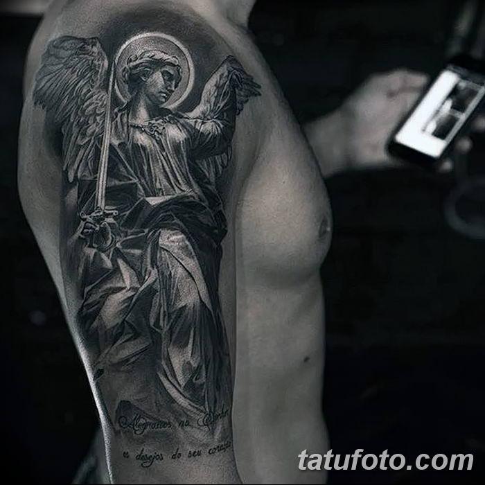 Фото черно-белые тату от 08.08.2018 №194 - black and white tattoos - tatufoto.com