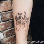 Фото черно-белые тату от 08.08.2018 №198 - black and white tattoos - tatufoto.com
