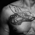 Фото черно-белые тату от 08.08.2018 №216 - black and white tattoos - tatufoto.com