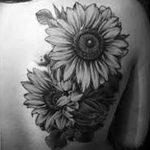 Фото черно-белые тату от 08.08.2018 №225 - black and white tattoos - tatufoto.com