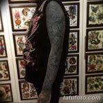 Фото черно-белые тату от 08.08.2018 №226 - black and white tattoos - tatufoto.com
