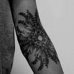 Фото черно-белые тату от 08.08.2018 №228 - black and white tattoos - tatufoto.com