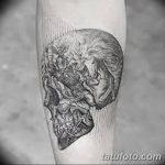 Фото черно-белые тату от 08.08.2018 №230 - black and white tattoos - tatufoto.com