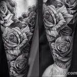 Фото черно-белые тату от 08.08.2018 №232 - black and white tattoos - tatufoto.com