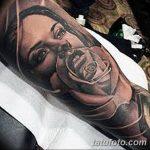 Фото черно-белые тату от 08.08.2018 №233 - black and white tattoos - tatufoto.com