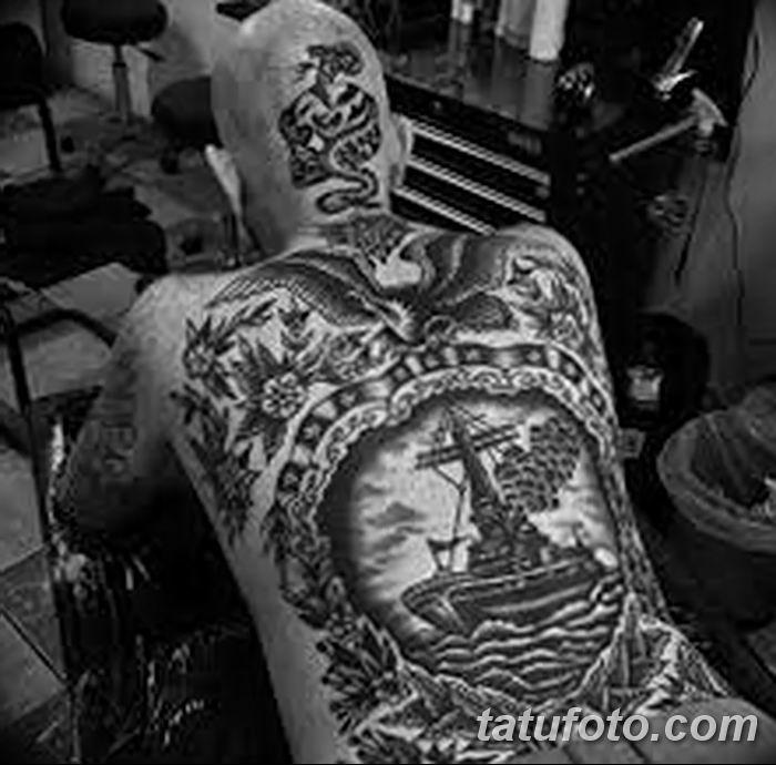 Фото черно-белые тату от 08.08.2018 №234 - black and white tattoos - tatufoto.com