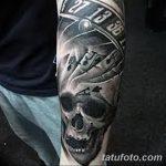 Фото черно-белые тату от 08.08.2018 №235 - black and white tattoos - tatufoto.com