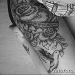 Фото черно-белые тату от 08.08.2018 №238 - black and white tattoos - tatufoto.com
