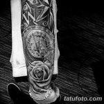 Фото черно-белые тату от 08.08.2018 №242 - black and white tattoos - tatufoto.com