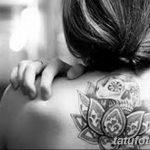 Фото черно-белые тату от 08.08.2018 №245 - black and white tattoos - tatufoto.com