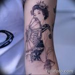Фото черно-белые тату от 08.08.2018 №252 - black and white tattoos - tatufoto.com