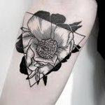 Фото черно-белые тату от 08.08.2018 №254 - black and white tattoos - tatufoto.com