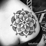 Фото черно-белые тату от 08.08.2018 №257 - black and white tattoos - tatufoto.com