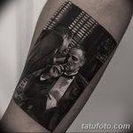 Фото черно-белые тату от 08.08.2018 №260 - black and white tattoos - tatufoto.com