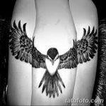 Фото черно-белые тату от 08.08.2018 №263 - black and white tattoos - tatufoto.com