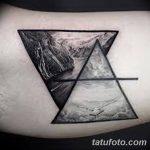 Фото черно-белые тату от 08.08.2018 №269 - black and white tattoos - tatufoto.com