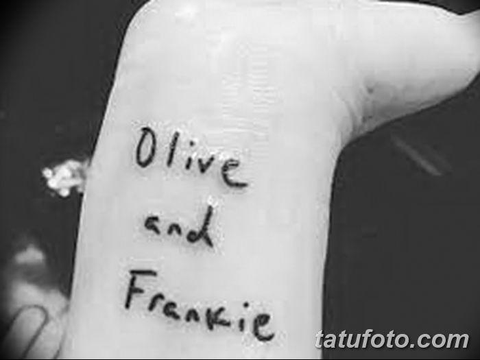 Фото черно-белые тату от 08.08.2018 №270 - black and white tattoos - tatufoto.com