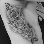 Фото черно-белые тату от 08.08.2018 №274 - black and white tattoos - tatufoto.com