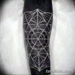 Фото черно-белые тату от 08.08.2018 №281 - black and white tattoos - tatufoto.com