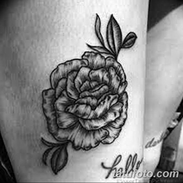 Фото черно-белые тату от 08.08.2018 №282 - black and white tattoos - tatufoto.com