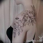 Фото черно-белые тату от 08.08.2018 №284 - black and white tattoos - tatufoto.com