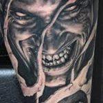 Фото черно-белые тату от 08.08.2018 №287 - black and white tattoos - tatufoto.com