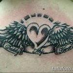Фото черно-белые тату от 08.08.2018 №289 - black and white tattoos - tatufoto.com