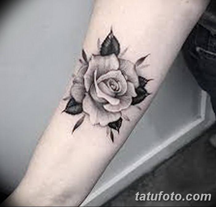 Фото черно-белые тату от 08.08.2018 №290 - black and white tattoos - tatufoto.com