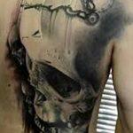 Фото черно-белые тату от 08.08.2018 №304 - black and white tattoos - tatufoto.com