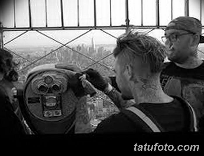 Фото черно-белые тату от 08.08.2018 №319 - black and white tattoos - tatufoto.com