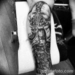 Фото черно-белые тату от 08.08.2018 №333 - black and white tattoos - tatufoto.com